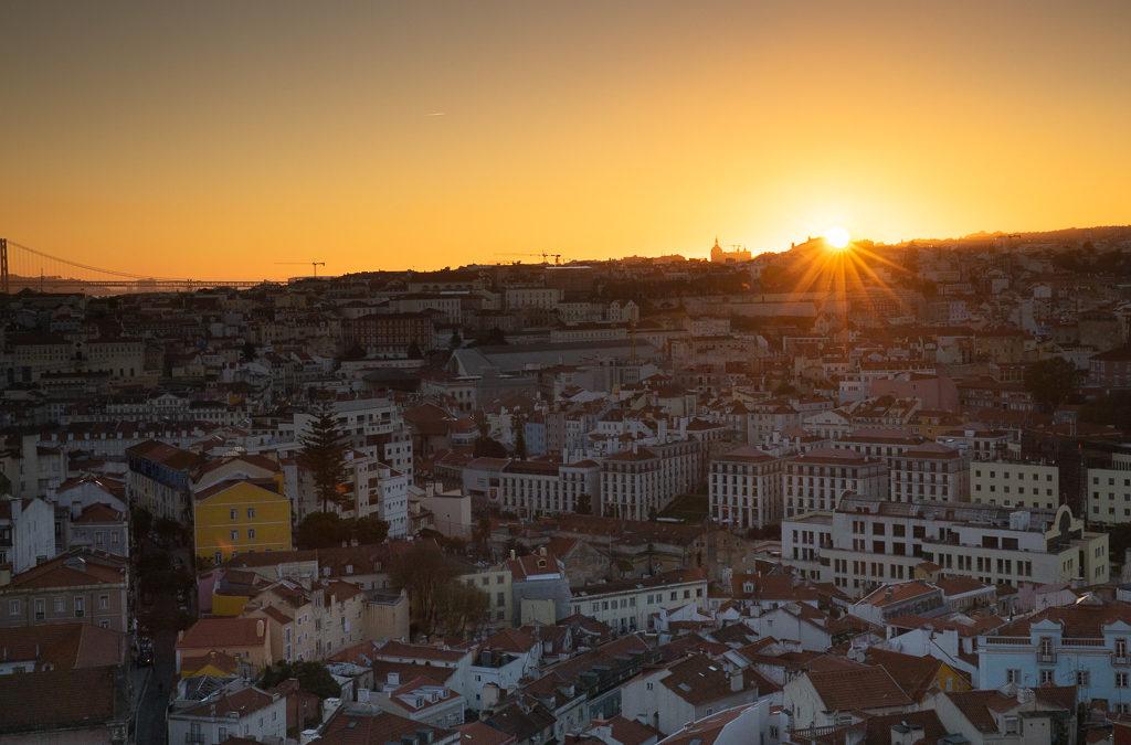 Miradoro - Lisbon Portugal