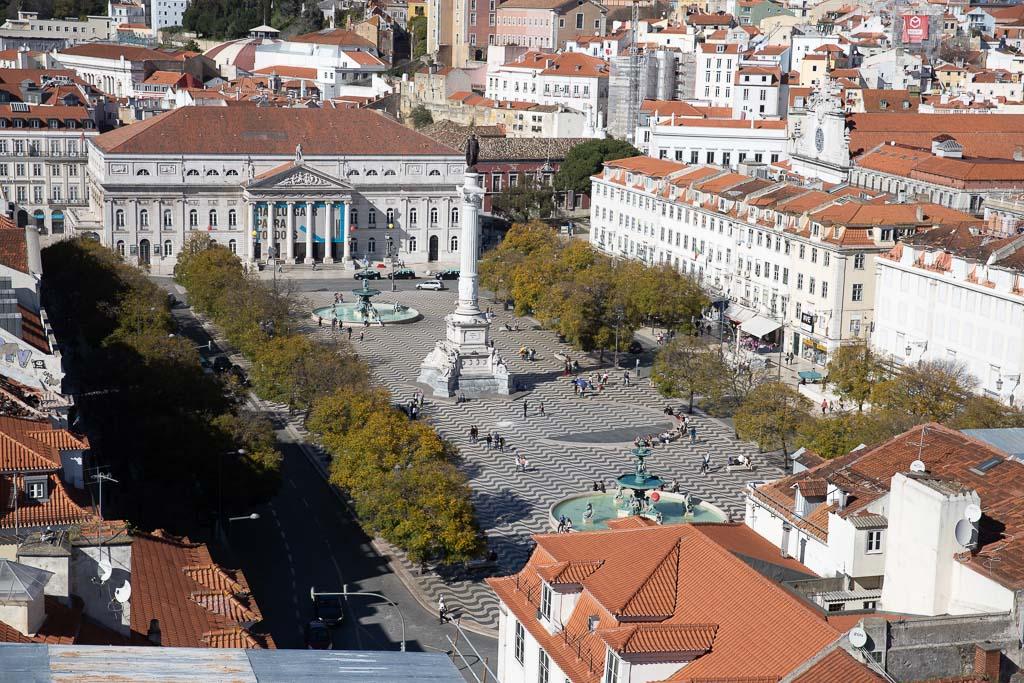 Miradoro Portas - Lisbon Portugal